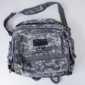 Other - National Guard Camouflage Backpack